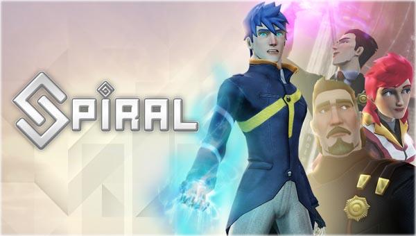 Spiral Episode 1