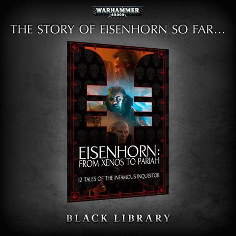 Black Library Releases Digital Compilation of ALL Eisenhorn Stories