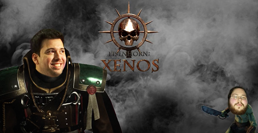 Mouse N Joypad – Eisenhorn: Xenos Interview