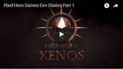 Pixel Hero Games Dev Diaries – Part 1